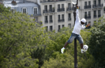Mingicarul din Paris