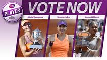 Jucatoarea lunii in viziunea WTA