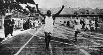 Isabelino Gradin campion la atletism