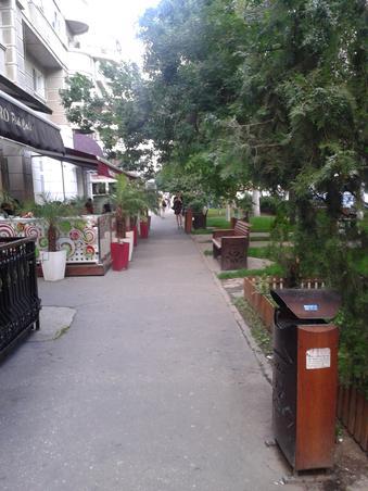 Terase construite pe trotuar (2)