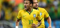 Neymar, eroul Braziliei