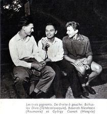 Castigatorii medaliilor de aur de la OIM 1959
