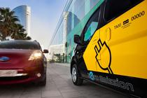 Taxi Nissan