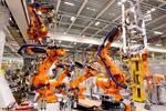 Roboti industriali