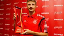 Thomas Muller, omul meciului Germania - Portugalia