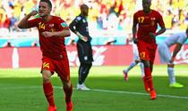 Mertens, gol de trei puncte pentru Belgia