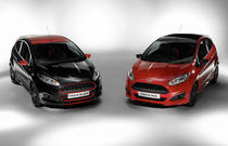 Ford Fiesta Black si Ford Fiesta Red