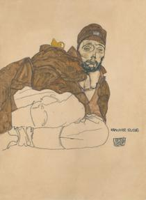 Egon Schiele_Rus bolnav © Leopold Museum Wien