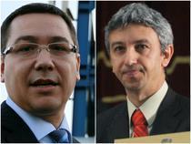 Victor Ponta si Dan Diaconescu sunt aliati acum