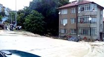 Inundatii la Varna