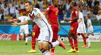 Klose a adus egalarea Germaniei