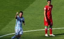 Lionel Messi, reusita superba
