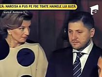 Ioana Basescu si Radu Pricop