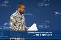Dan Tapalaga, Boston, Knight Foundation