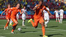 Olanda - Chile 2-0