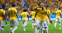 Neymar, seara magica