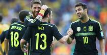 Spania, victorie cu Australia