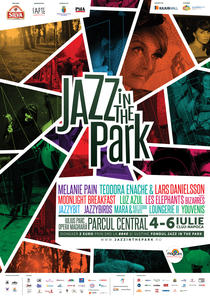 Afis Jazz in the Park Net
