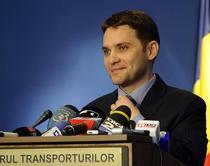 Dan Sova, la plecarea de la Transporturi