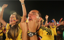 America de Sud, la putere la Mondialul din Brazilia