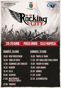 we are rocking the city 2014