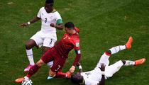 Cristiano Ronaldo, eliminat de la CM de Fotbal
