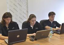 Olimpicii Andrei Bud, Simona Diaconu si Paul Musca in studioul HotNews.ro