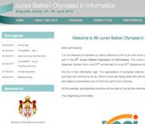 Olimpiada Balcanica de Informatica pentru Juniori