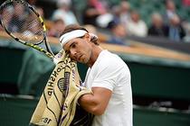 Rafael Nadal, la Wimbledon