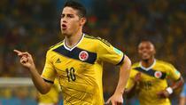 Columbia - Uruguay 2-0