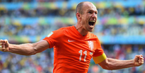 Olanda, cu mari emotii in sferturile CM