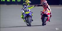 Rossi si Marquez
