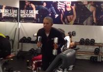 Barack Obama, la sala
