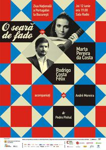 Concert de Fado la Bucuresti