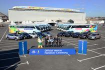 Flota Hyundai pentru FIFA 2014
