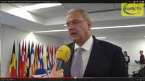 Captura - interviu comisar european Neven Mimica