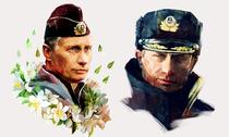 Imagine lui Vladimir Putin de pe tricouri