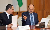 Victor Ponta si Kelemen Hunor