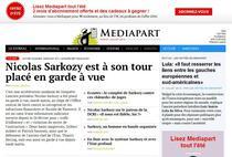 Site-ul Mediapart, declansatorul crizei din Franta