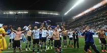 Argentina, in finala CM de Fotbal