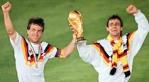 Germania, campioana mondiala in 1990
