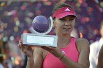 Simona Halep, campioana Bucharest Open