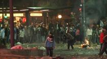 Violente in Buenos Aires