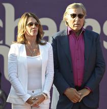 Nadia Comaneci si Ilie Nastase
