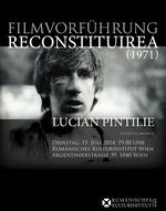 Reconstituirea, regia Lucian Pintilie