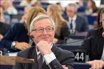 Jean Claude Juncker, foto: Twitter Parlamentul European