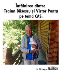 Intalnire Traian Basescu-Victor Ponta - Academia Catavencu2