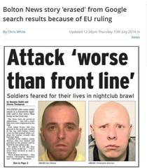 Articolul despre atacul foarte grav
