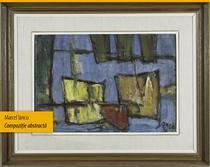 Marcel Iancu: Compozitie abstracta