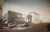 Simulare cum va arata proiectul de la Palatul Stirbey 7